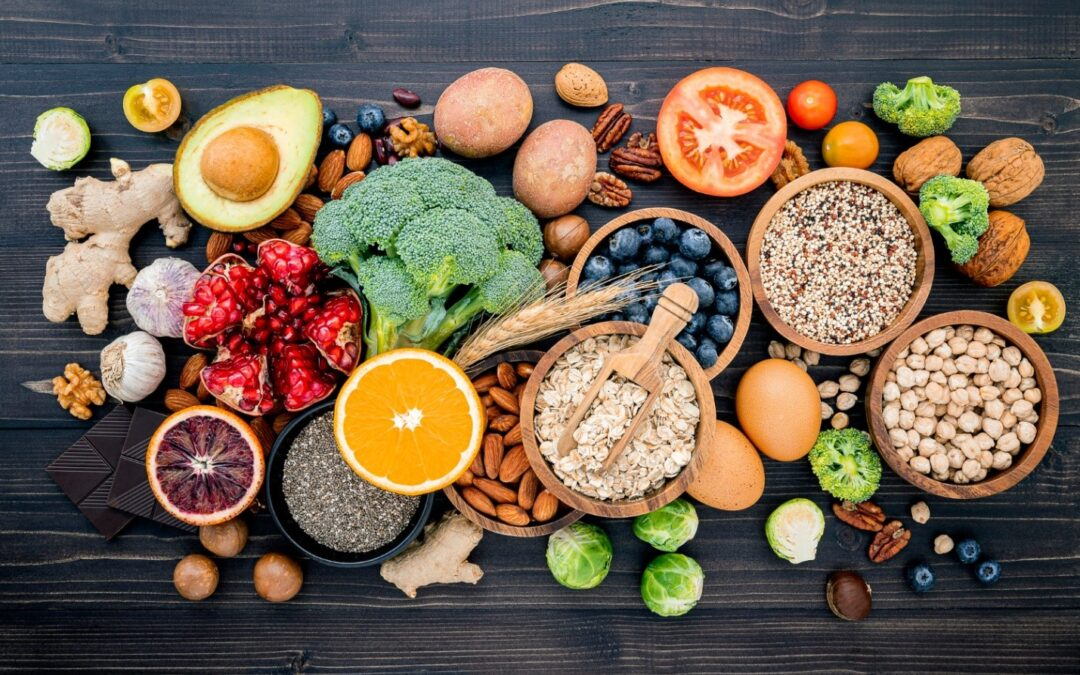 Your Ultimate List of Healthiest Foods to Eat